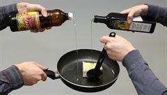 Unipetrol vyvíjí paliva z kuchyňského oleje. Bionafta už neobstojí