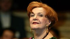 Při požáru v Praze zemřela sopranistka Dvořáková, držitelka ceny Thálie
