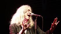 Rocková legenda Patti Smith se vrátí v červenci do Prahy