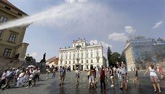Jediné hlavní město, kde je větší horko než v Praze, je Káhira