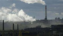 Na Ostravsku se špatně dýchá. Ovzduší zaplnil polétavý prach