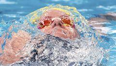 Zázračné dítě z bazénu. Na mistrovství světa plave desetiletá dívka