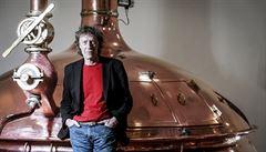 I velké pivovary mohou vařit dobrá piva, připouští Stanislav Bernard