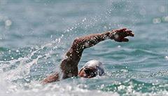 Tragédie na plavání: v horké vodě zahynul americký reprezentant