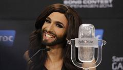 Slavná vousatá zpěvačka Conchita Wurst přiznala, že je HIV pozitivní