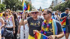 Duhový byznys vzkvétá. Prague Pride přinese hlavnímu městu 150 milionů