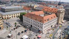 Neznámý kupec vydražil klášter v centru Prahy. Zaplatí 790 milionů