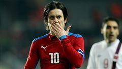 Češi se po prohře na Islandu propadli žebříčkem FIFA, Němci už nejsou v čele