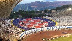 Divocí fanoušci Hajduku jsou zpět. Liberci pomůžou policisté ze čtyř krajů