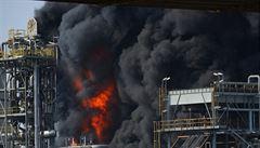 Škoda za 753 milionů a evakuace tří tisíc lidí. Soud rozplete gigantický výbuch v Unipetrolu