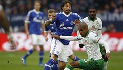 Gebre Selassie zařídil Brémám gólem remízu s Hoffenheimem