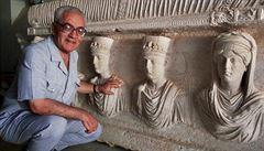 Džihádisté v Palmýře zavraždili slavného archeologa. Bylo mu 81 let