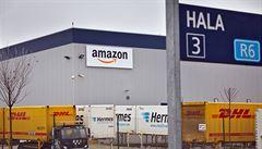 Další Amazon v Česku. Zásilkový gigant otevře centrum na kraji Prahy