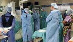 Pražský IKEM provedl první transplantaci tenkého střeva v Česku