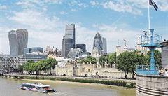 Okurka a spol, za slavnými mrakodrapy do Londýna