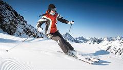 Při lyžování v Herlíkovicích se vážně zranila mladá žena
