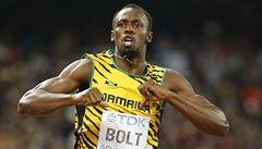 Bolt už uvažuje o konci. Předtím chce ale znovu ovládnout olympiádu