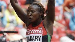 První skandál na svátku atletiky: keňské běžkyně v Pekingu dopovaly