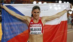 Hejnová opět nebude mít halovou medaili: 'Vše soustředím směrem k Riu!'