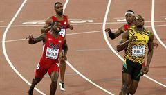 V Ostravě má nahradit Bolta, kvůli výhře na Zlaté tretře je hvězdný sprinter ochoten i zvracet
