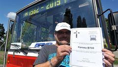 Konec hranatých autobusů Karosa v Brně. V sobotu vyjely naposledy