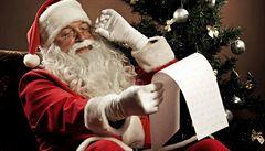 Santa Claus by měl zhubnout. Pro děti je špatným příkladem