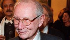 Ve věku 87 let zemřel sochař Pavel Krbálek. Jako jeden z mála koval zlato