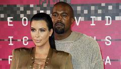 Rapper Kanye West, který hodlá kandidovat na amerického prezidenta, trpí podle manželky bipolární poruchou