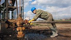 Kyjev: Rusko bude muset plyn výrazně zlevnit, jinak jej neprodá