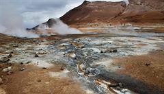 Jezero Mývatn: klenot severního Islandu