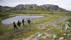 Čeští vědci za polárním kruhem mapují znečištění