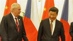 Čínská jízda Českem možná zpomalí. Obchody firmy CEFC se ještě můžou změnit