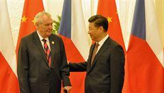 Čínské děti budou jezdit do českých lázní. Oba prezidenti nápad vítají