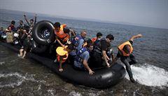 Na uprchlíky dají Češi Turkům 700 milionů. Čtyřikrát více než na pomoc jinde