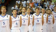 Basketbalisté utišili tisíce fanoušků. Na úvod ME přejeli Estonce