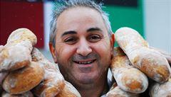 České rohlíky nemají žádnou chuť, říká italský pekař