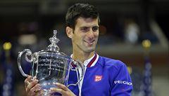 Tenista Djokovič vyhrál US Open. Ve finále porazil Federera