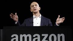Zakladatel Amazonu Jeff Bezos chce stavět vesmírné rakety