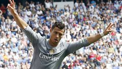 11 branek ve skupině a další rekord. 'V Realu zůstanu,' řekl rezolutně Ronaldo