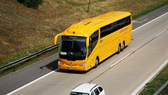 Jančura následuje konkurenci. Do Krakova zamíří i žluté autobusy