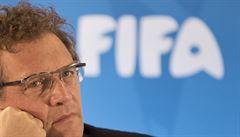 FIFA vyhodila Blatterovu pravou ruku Valckeho. Kvůli podezření z korupce