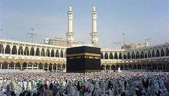 Část muslimů letos nesmí kvůli hrozbě prasečí chřipky putovat do Mekky