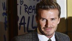 David Beckham se stane módním návrhářem. Vytvoří kolekce pro Kent & Curwen