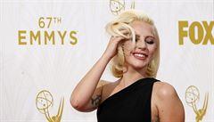 Ceny Emmy a extravagantní módní kreace? Zklamala i Lady Gaga