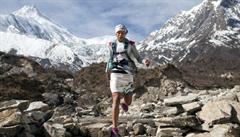 Fyzickou kondici jsem získala jako malá, říká nepálská běžkyně