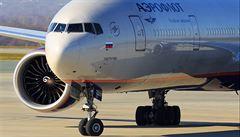 Nebe zavřené pro Rusy. Kyjev jejich aerolinkám zakázal lety nad Ukrajinou
