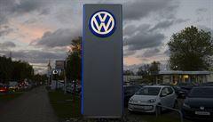 Koncern Volkswagen představí v Pekingu osm nových modelů
