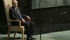 OSN jedná o Sýrii. Je chyba, že nespolupracujeme s Asadem, řekl Putin