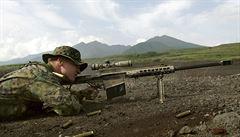 Ukrajinci dostali na boj se separatisty americké odstřelovací pušky a bulharské pancéřovky