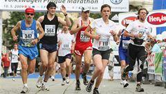 'Sebrali startovné a zmizeli,' zlobí se Čech na pořadatele maratonu v Bratislavě